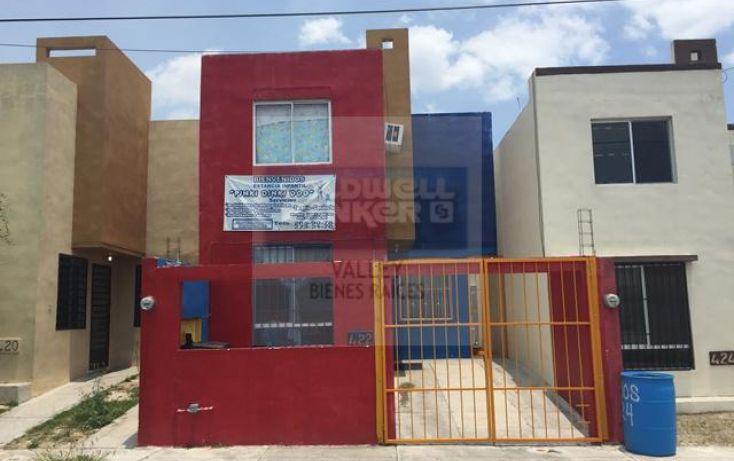 Foto de casa en venta en nardos 422, villa florida, reynosa, tamaulipas, 1093417 no 01