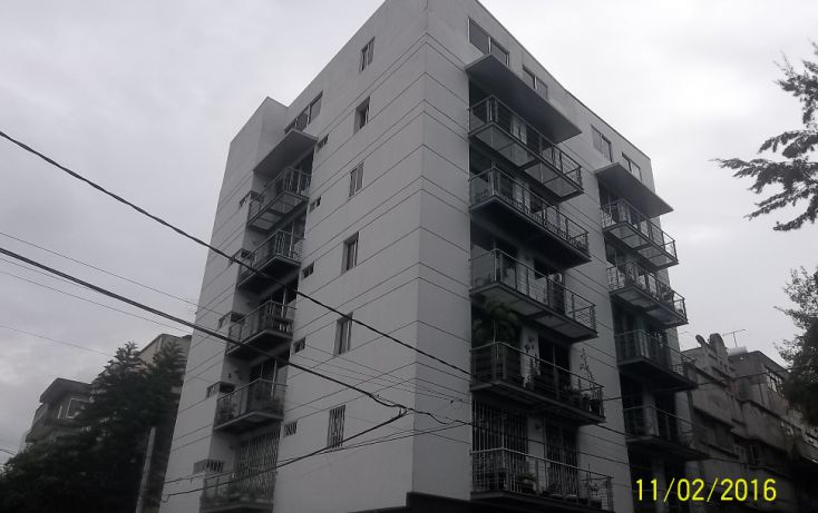 Foto de departamento en venta en, narvarte oriente, benito juárez, df, 2025783 no 02