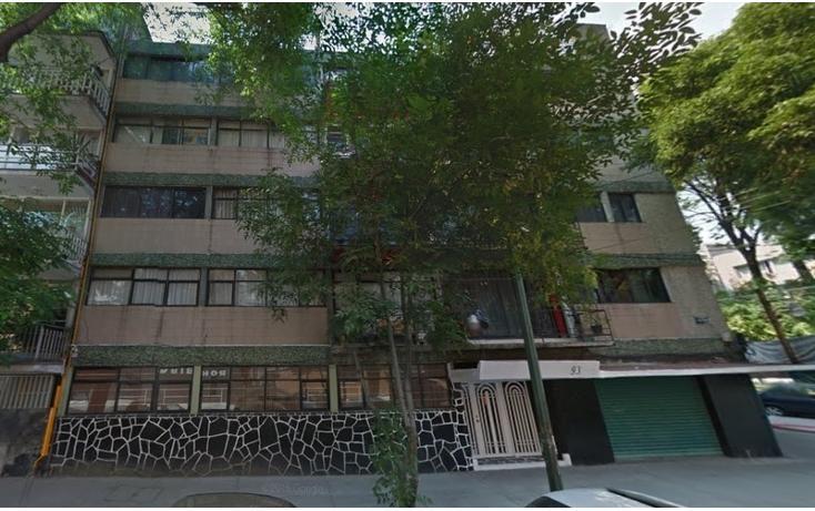 Foto de departamento en venta en  , narvarte oriente, benito juárez, distrito federal, 1514594 No. 01