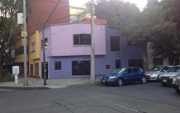 Foto de casa en venta en  , narvarte oriente, benito juárez, distrito federal, 1626666 No. 01