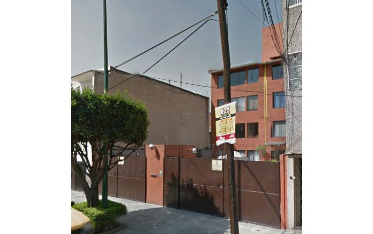 Foto de departamento en venta en  , narvarte oriente, benito juárez, distrito federal, 1853740 No. 01