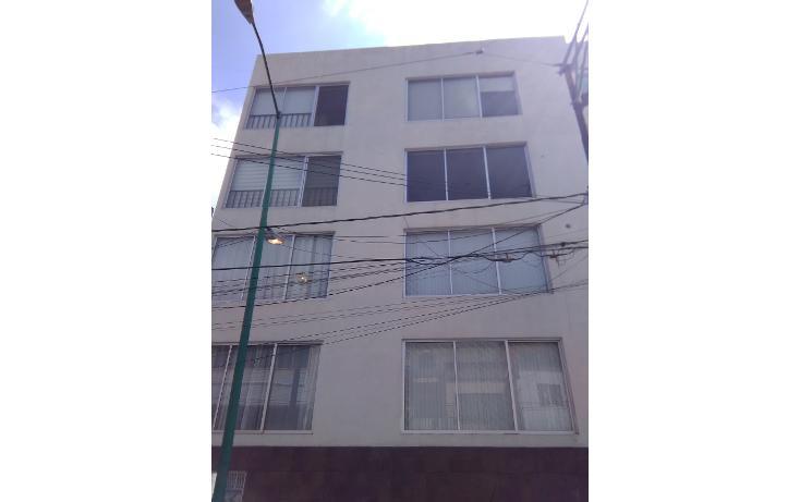 Foto de departamento en renta en  , narvarte oriente, benito juárez, distrito federal, 2449534 No. 01