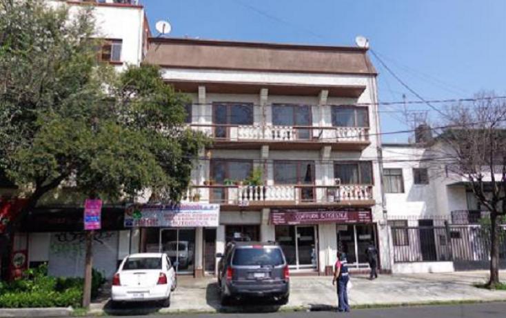 Foto de edificio en venta en, narvarte poniente, benito juárez, df, 1658536 no 01