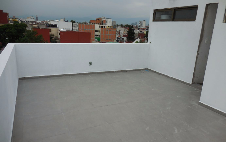 Foto de casa en venta en  , narvarte poniente, benito juárez, distrito federal, 1040373 No. 17