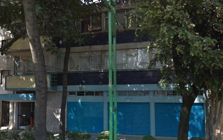 Foto de departamento en venta en avenida eje lazaro cardenas , narvarte poniente, benito juárez, distrito federal, 1058895 No. 01