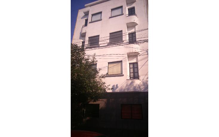 Foto de departamento en venta en  , narvarte poniente, benito ju?rez, distrito federal, 1207023 No. 01