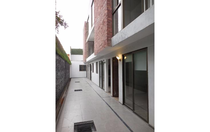 Foto de casa en condominio en venta en  , narvarte poniente, benito juárez, distrito federal, 1256067 No. 01