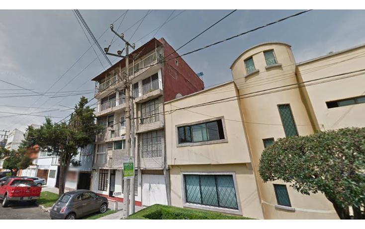 Foto de edificio en venta en  , narvarte poniente, benito ju?rez, distrito federal, 1446287 No. 01