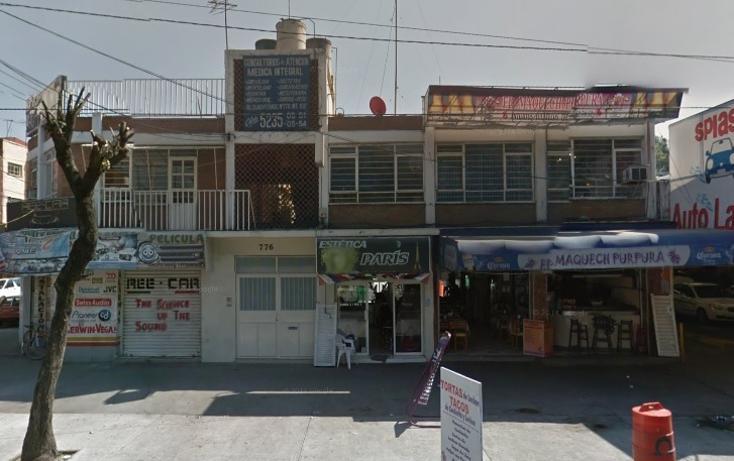 Foto de departamento en venta en  , narvarte poniente, benito juárez, distrito federal, 1545670 No. 01