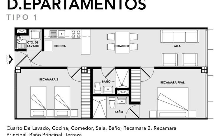 Foto de departamento en venta en  , narvarte poniente, benito juárez, distrito federal, 1546340 No. 07