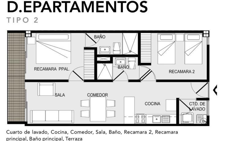 Foto de departamento en venta en  , narvarte poniente, benito juárez, distrito federal, 1546340 No. 08