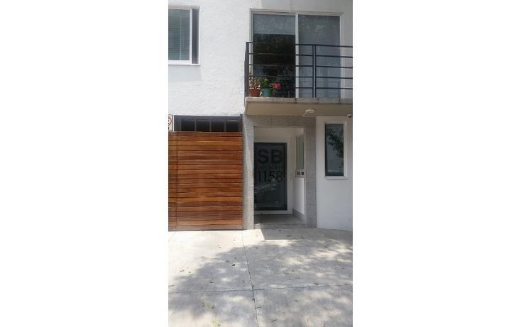 Foto de casa en venta en  , narvarte poniente, benito juárez, distrito federal, 1548676 No. 03