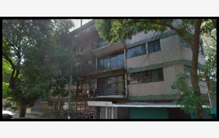 Foto de departamento en venta en  , narvarte poniente, benito ju?rez, distrito federal, 1608320 No. 01