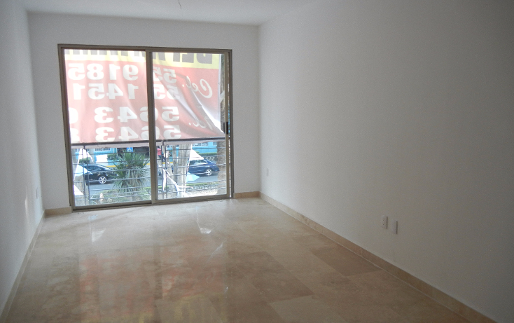 Foto de departamento en venta en  , narvarte poniente, benito juárez, distrito federal, 1609840 No. 03