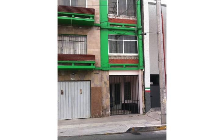 Foto de edificio en venta en  , narvarte poniente, benito ju?rez, distrito federal, 2045103 No. 01