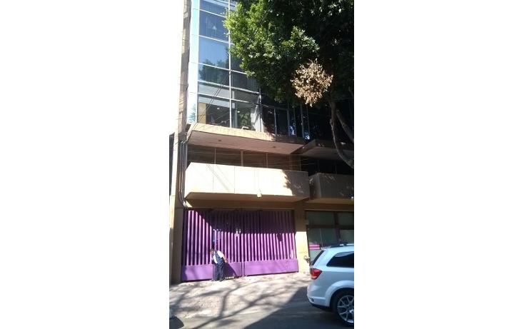 Foto de oficina en renta en  , narvarte poniente, benito juárez, distrito federal, 2844214 No. 01