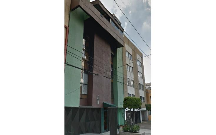 Foto de departamento en venta en  , narvarte poniente, benito juárez, distrito federal, 748683 No. 01