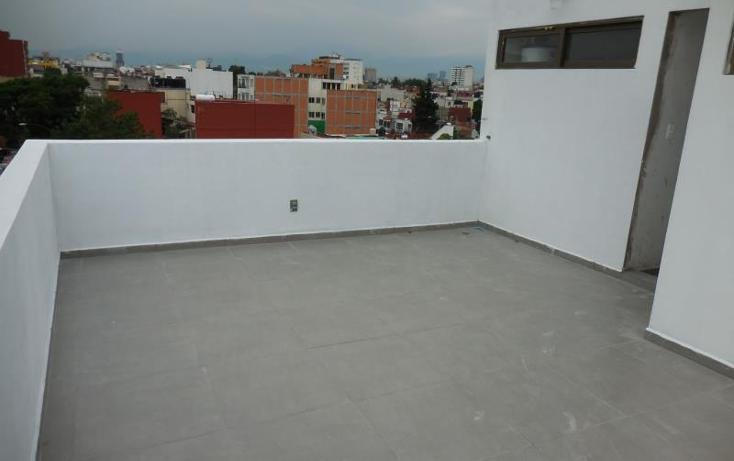Foto de casa en venta en  , narvarte poniente, benito juárez, distrito federal, 988153 No. 15