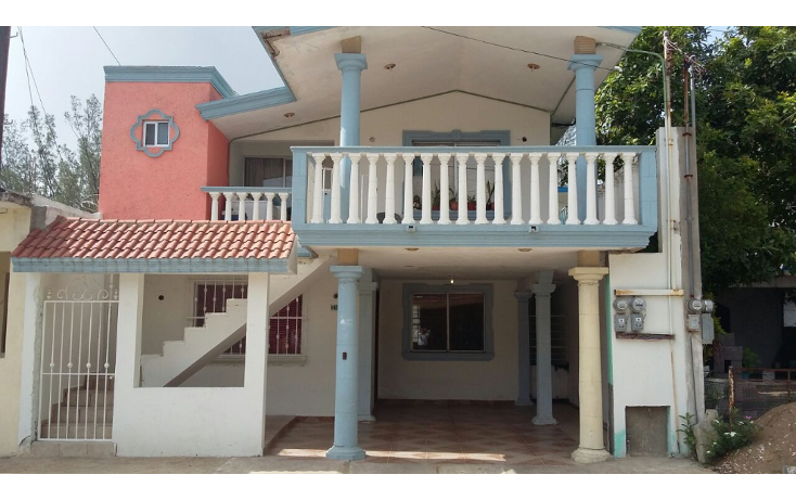 Foto de casa en venta en  , natividad garza leal, tampico, tamaulipas, 1253237 No. 02