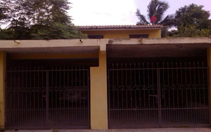 Foto de casa en venta en  , natividad garza leal, tampico, tamaulipas, 1668562 No. 01
