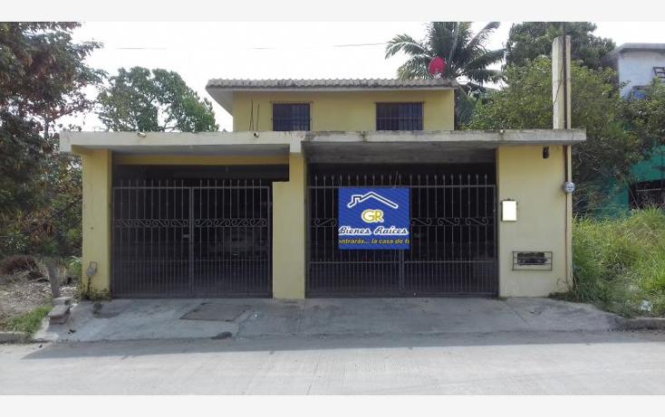 Foto de casa en venta en  , natividad garza leal, tampico, tamaulipas, 1686518 No. 01