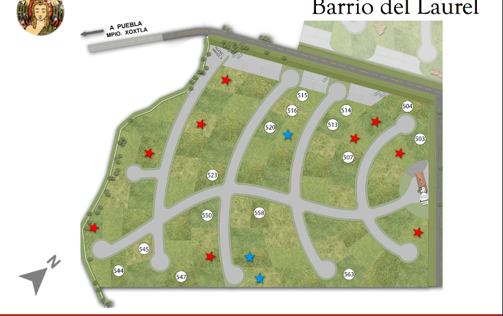 Foto de terreno habitacional en venta en  , nativitas, natívitas, tlaxcala, 2716652 No. 10