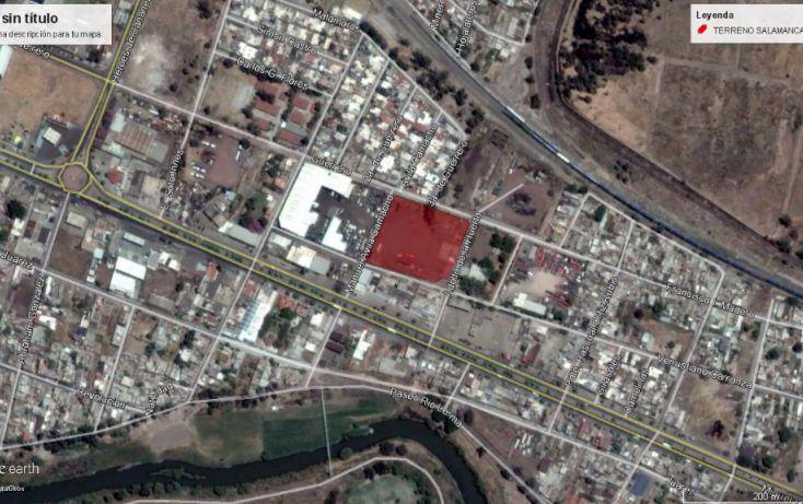 Foto de terreno comercial en venta en, nativitas, salamanca, guanajuato, 1820804 no 02