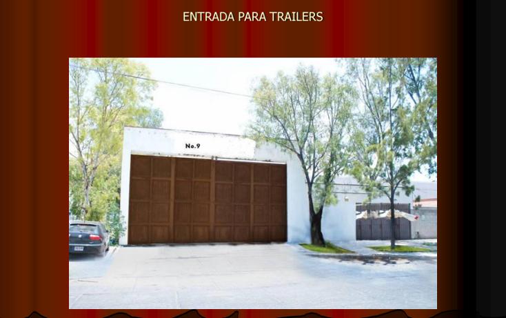 Foto de nave industrial en renta en  , nativitas, tultitlán, méxico, 1661980 No. 06