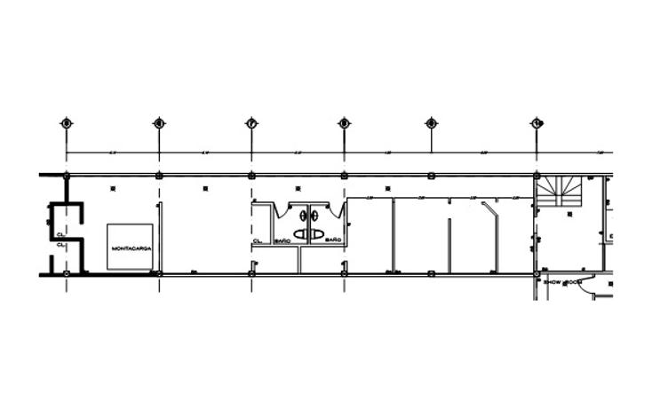 Foto de edificio en renta en  , naucalpan, naucalpan de ju?rez, m?xico, 1285417 No. 06