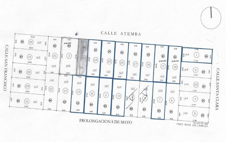 Foto de terreno habitacional en venta en  , navarreño, xalisco, nayarit, 1145665 No. 04