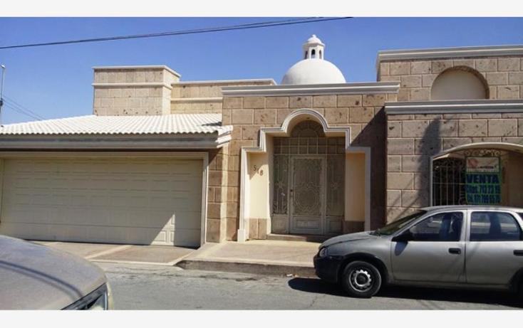 Foto de casa en venta en  , navarro, torreón, coahuila de zaragoza, 1534426 No. 01