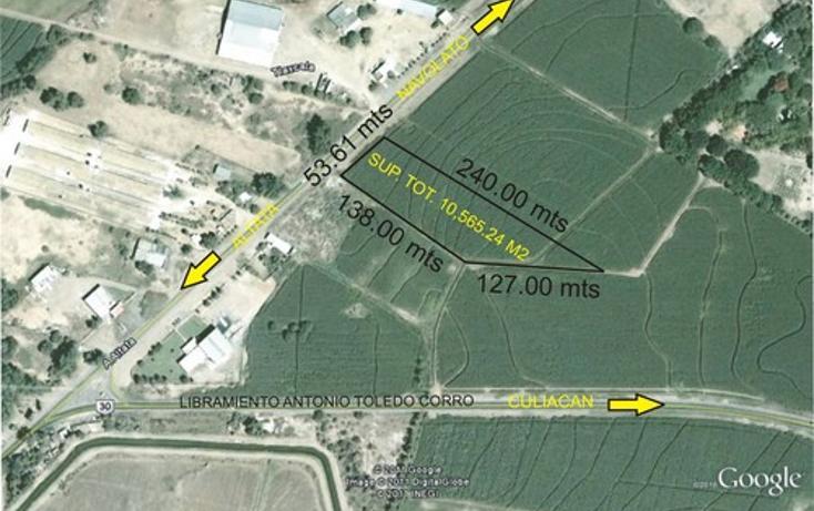 Foto de terreno comercial en venta en, navolato centro, navolato, sinaloa, 1073687 no 01