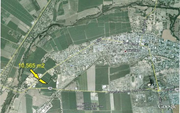 Foto de terreno comercial en venta en  , navolato centro, navolato, sinaloa, 1073687 No. 02