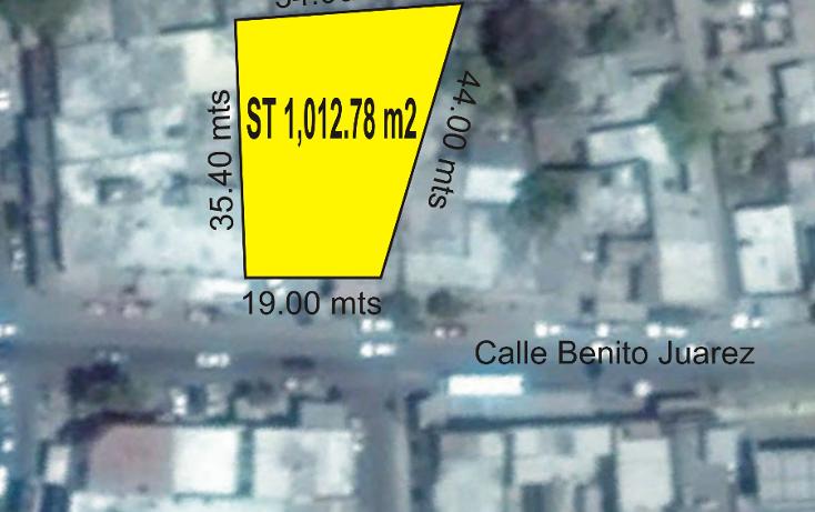 Foto de terreno comercial en venta en  , navolato centro, navolato, sinaloa, 1437979 No. 02