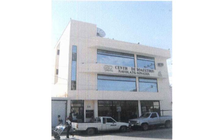 Foto de edificio en venta en  , navolato centro, navolato, sinaloa, 1550048 No. 01