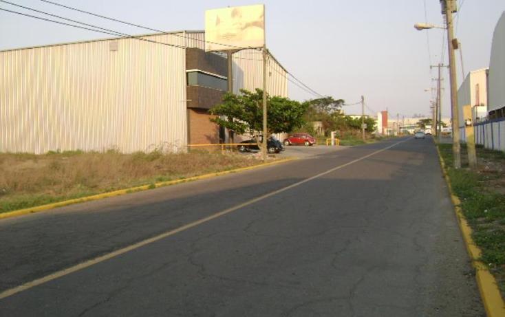 Foto de terreno industrial en renta en  nd, bruno pagliai, veracruz, veracruz de ignacio de la llave, 528831 No. 03