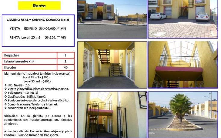 Foto de oficina en renta en  nd, camino real, corregidora, querétaro, 754181 No. 01