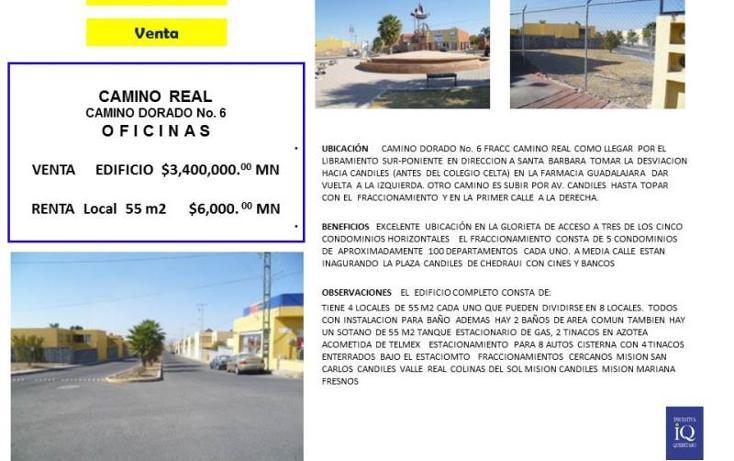 Foto de oficina en venta en camino real - camino dorado numero 6 - glorieta nd, camino real, corregidora, querétaro, 754227 No. 02