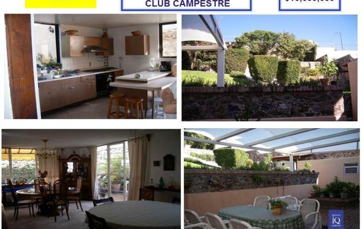 Foto de casa en venta en club de golf campestre nd, club campestre, querétaro, querétaro, 754195 No. 03