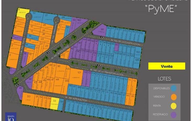 Foto de terreno industrial en venta en  nd, la noria, el marqués, querétaro, 754235 No. 03