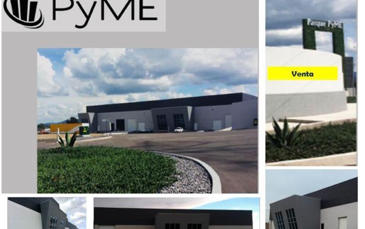 Foto de terreno industrial en venta en  nd, la noria, el marqués, querétaro, 754235 No. 06