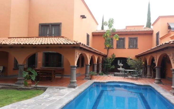 Foto de casa en renta en  nd, nuevo juriquilla, querétaro, querétaro, 754163 No. 49
