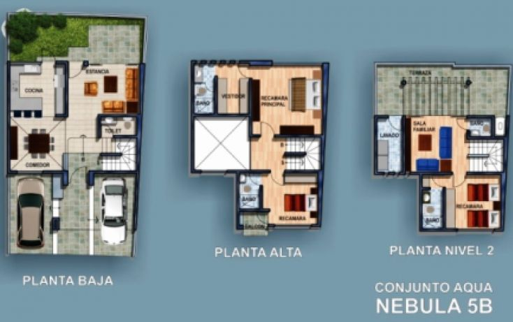 Foto de casa en venta en nebula, nuevo madin, atizapán de zaragoza, estado de méxico, 1749199 no 02