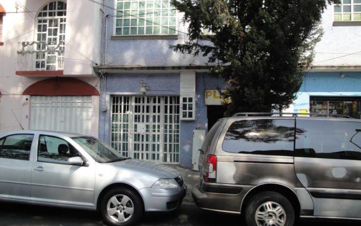 Foto de casa en venta en necaa, industrial, gustavo a madero, df, 1723874 no 02