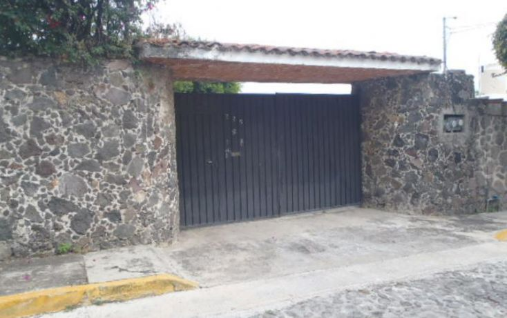 Foto de departamento en renta en neptuno 225, bello horizonte, cuernavaca, morelos, 1925490 no 01