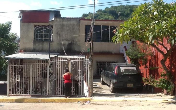 Foto de casa en venta en neron nonumber, barranca de la laja, acapulco de ju?rez, guerrero, 1846256 No. 01