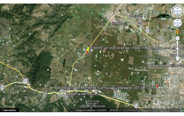 Foto de terreno comercial en venta en  , nextipac, zapopan, jalisco, 1810650 No. 05