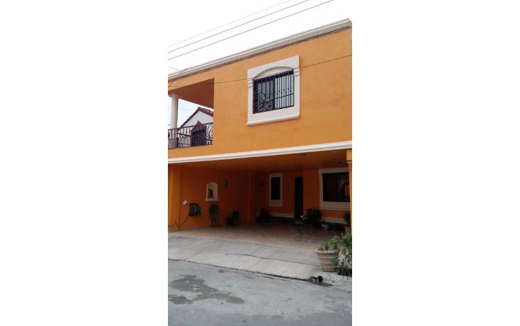 Foto de casa en venta en  , nexxus residencial sector dorado, general escobedo, nuevo león, 1829552 No. 01
