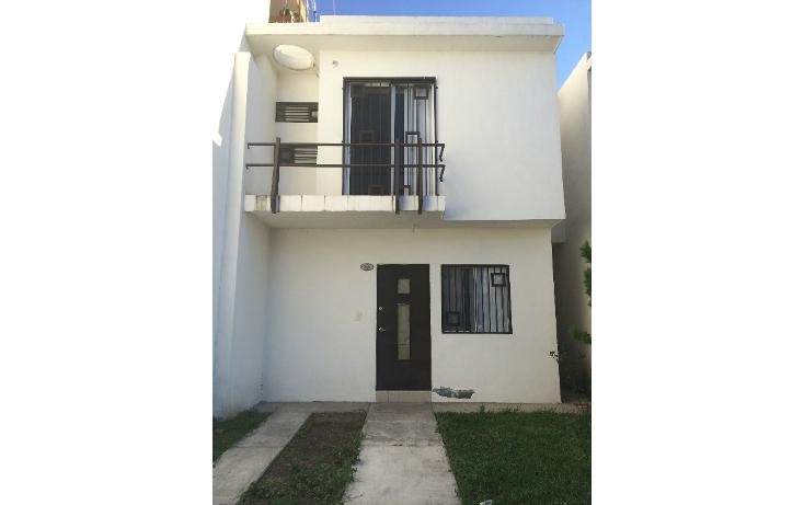 Foto de casa en venta en  , nexxus residencial sector platino, general escobedo, nuevo león, 1120183 No. 01