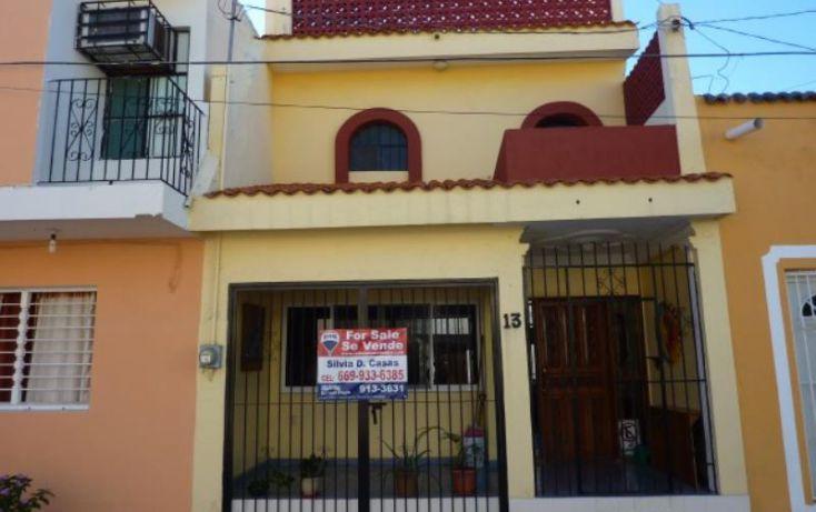 Foto de casa en venta en nicaragua 13, centro, mazatlán, sinaloa, 1582128 no 01
